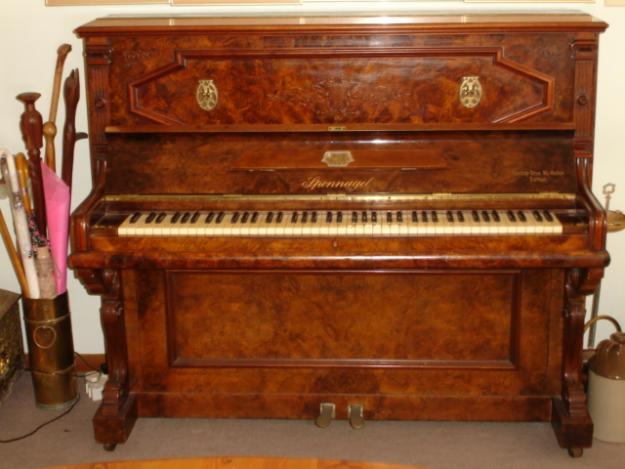Sponnagel Upright Piano for Sale in Somerset West, Western ...