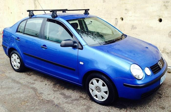 SPOTLESS VW POLO CLASSIC 1.4I - 1 OWNER!