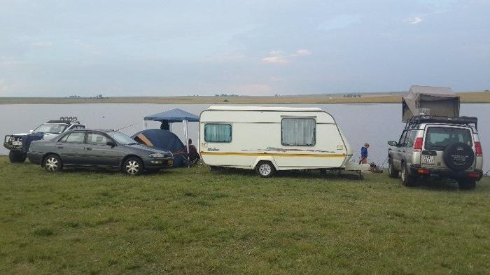 Sprite Solar Caravan