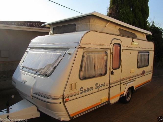 sprite super sport caravan 1995