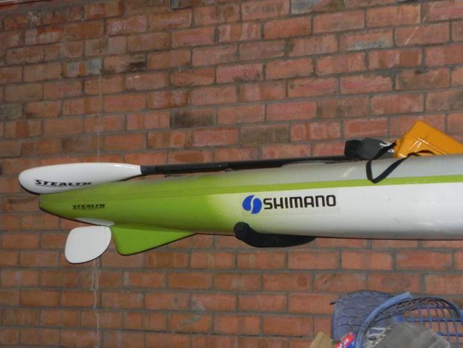 Stealth Fishing Kayak