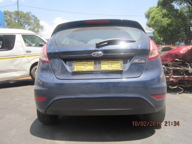 stripping of ford fiesta for spares