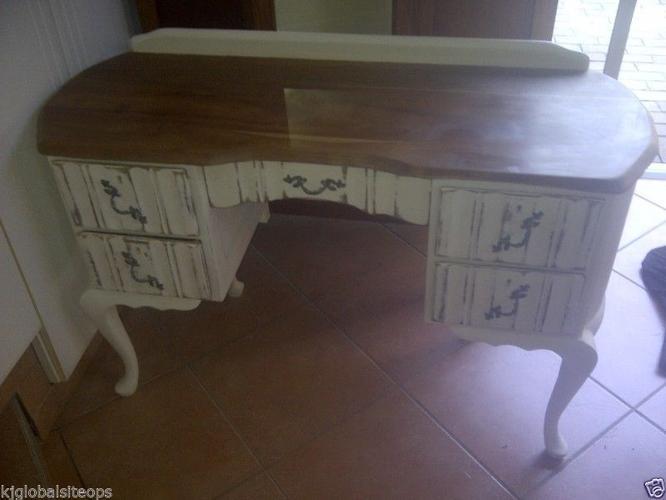 Stunning revamp dressing table