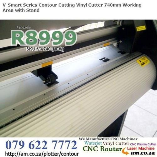 Super Cheap Profile Cutting Vinyl Cutter w.Laser Eyes