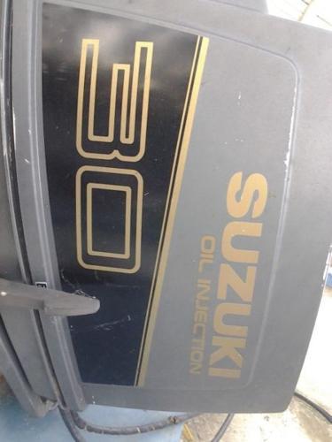 SUZUKI 30HP