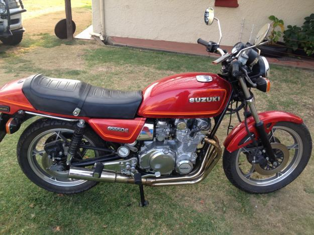 SUZUKI GS 550 E for Sale in Harrismith, Free State