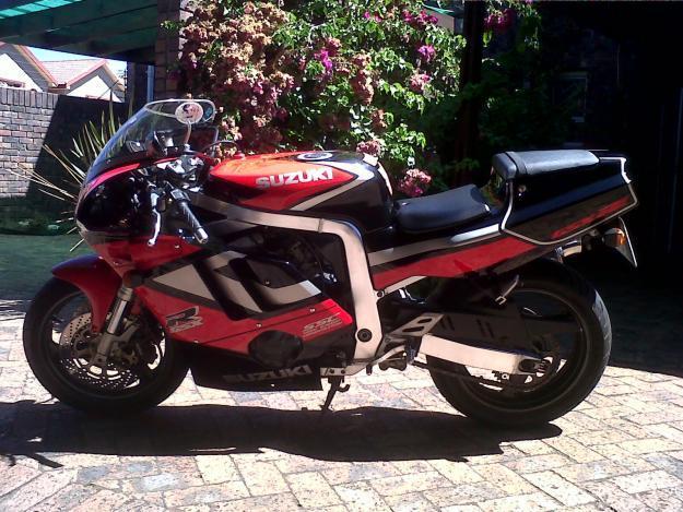 Suzuki Motorcycles Cape Town