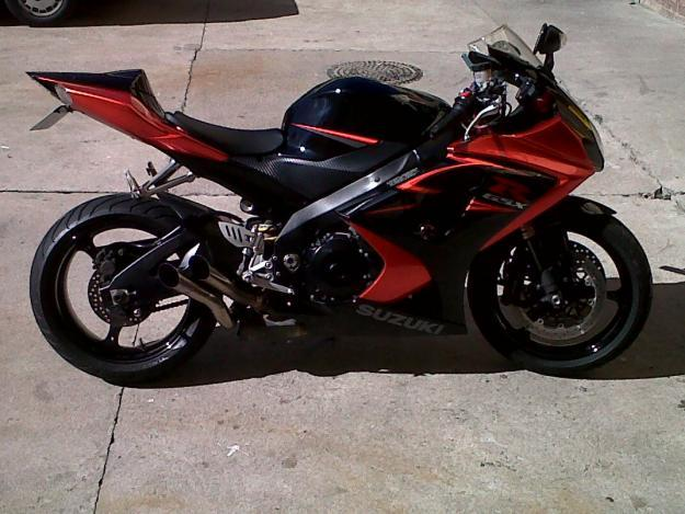 suzuki gsxr 1000 k7 for sale in cape town western cape. Black Bedroom Furniture Sets. Home Design Ideas