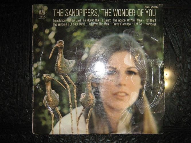 The Sandpipers / The Wonder of You - LP