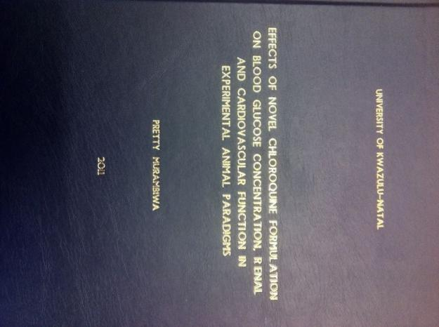 PhD Thesis Dissertation Cover Design