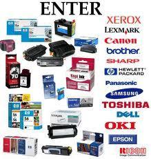 Toners and Cartridges for Sale
