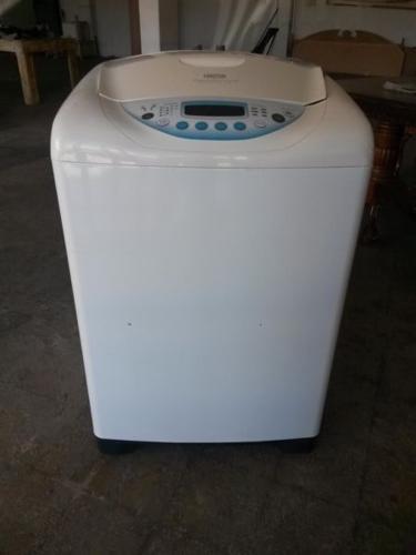 Toploader washing machine