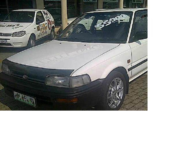 Toyota Corolla 1.6i Gl