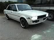 Toyota Corolla rear wheel drive body wanted