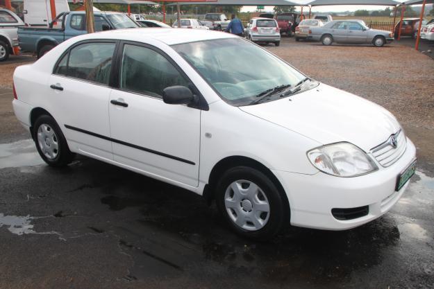 Toyota Corolla Rxi 20v For Sale In Pretoria  Gauteng