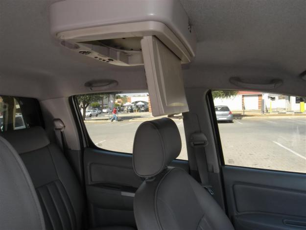 Toyota Hilux 2008 2.7 VVTi R/B D/C
