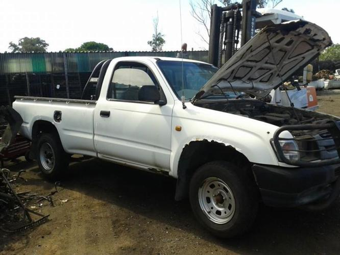 Toyota Hilux 2.4D LWB - Stripping for Sales