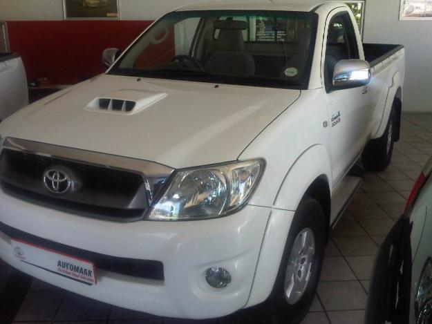 Toyota Hilux 3.0 D4D S/C 4X4