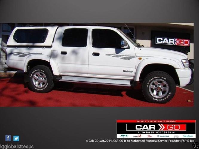 Toyota Hilux 3.0 KZT-E 4X4 D/CAB - Year 2002