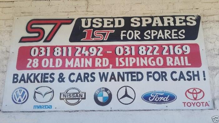 TOYOTA HILUX 94 MODEL (2Y) STRIPPING FOR SPARES!!!