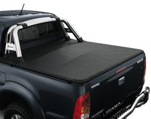 TOYOTA HILUX RAIDER D/C STAINLESS STEEL ROLL BAR /