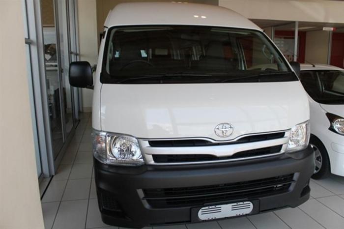 Toyota - Quantum 2.5 D-4D Sesfikile 16 Seat