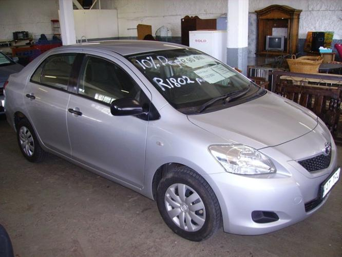 toyota yaris 1 3 2010 model for sale in ladybrand free state classified. Black Bedroom Furniture Sets. Home Design Ideas