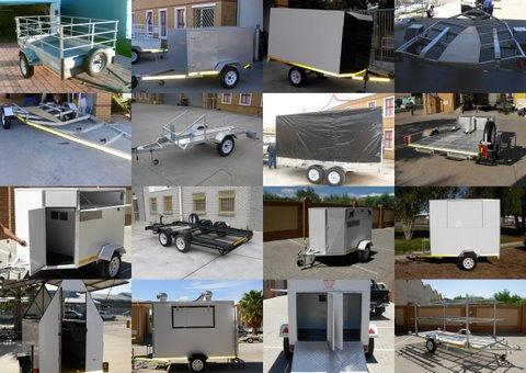 TRAILER SALES, REPAIRS AND MODIFICATION