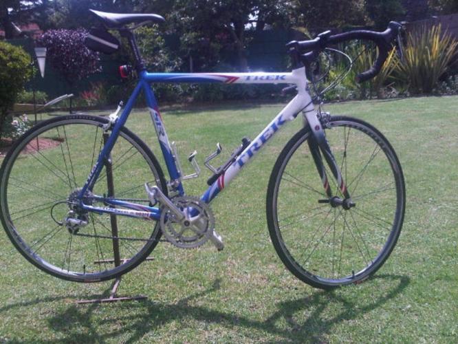 Trek 1500 Road Bicycle +
