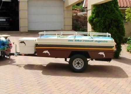 trike camping trailer