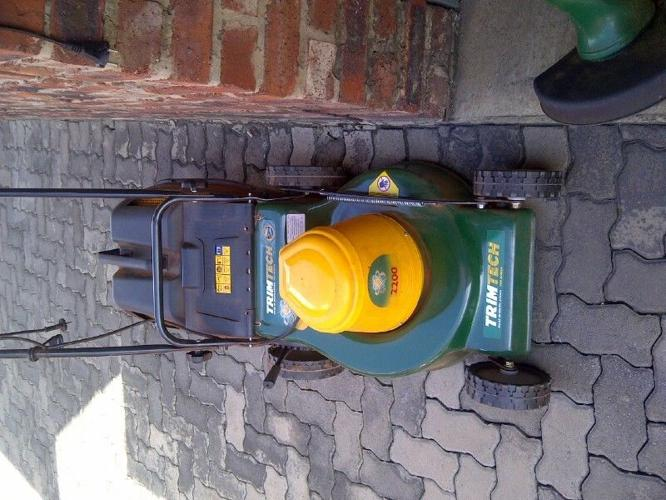 Trimtech lawnmover, blower & weed eater for sale