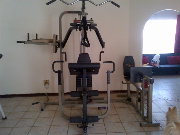 Trojan full home gym for sale in boksburg gauteng