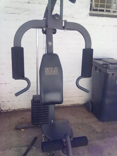 Trojan Solo Home Gym