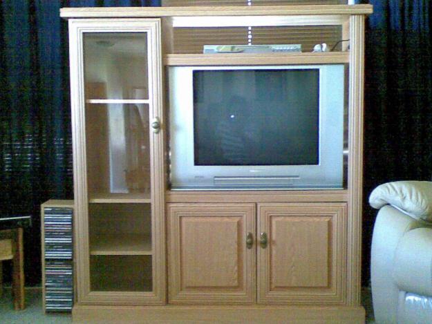 TV & Cabinet