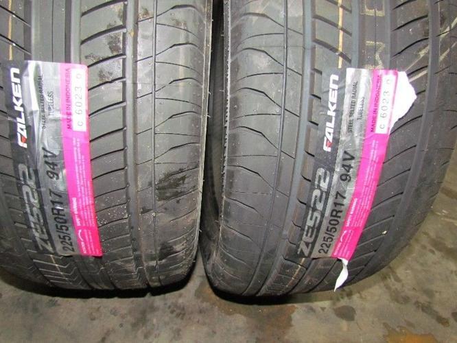 Tyres 17