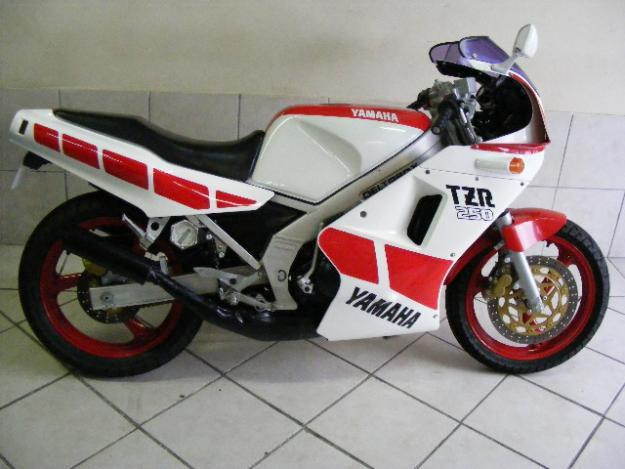 TZR 250 - ADD TO YOUR COLLECTION!