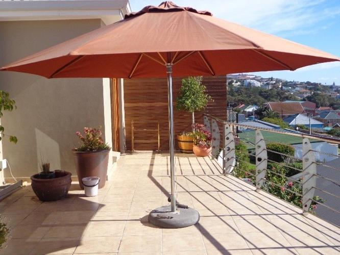 Umbrella Patio