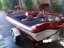 Venom Bass Boat