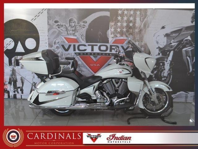 Victory Cross Country Tour Custom with 17000km