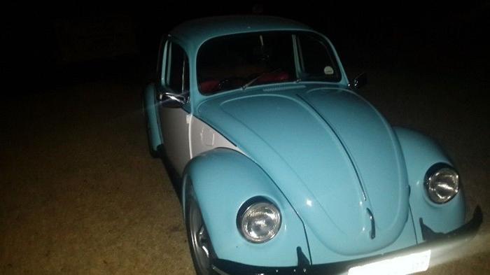 Volkswagen Beetle Coupe (2 door)