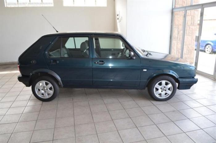 Volkswagen (VW) - Citi Sport 1.4i Green