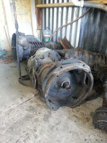 VW Aircooled 2L automatic baywindow kombi gearbox(hard find