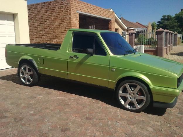 VW Caddy Bakkie 2Liter 16v fuel inj (Swop/Swap) for Sale in