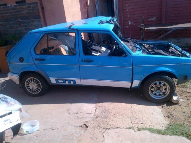vw citi golf stripping for spares