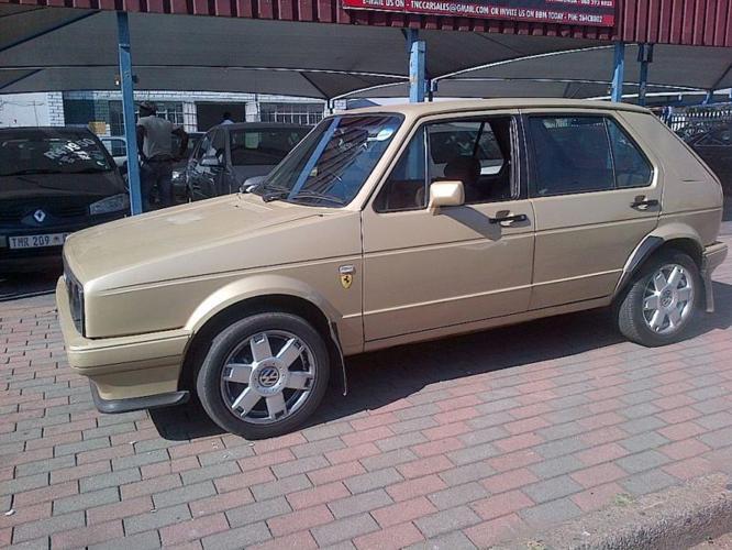 VW GOLF CITI LIFE 1.6I 2002 MUST SEE BARGAIN R34