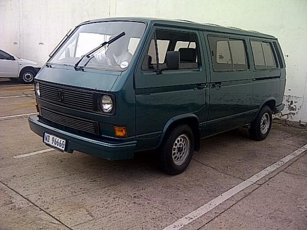 vw microbus 1996 1.8