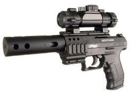 Walther Nighthawk Airpistol