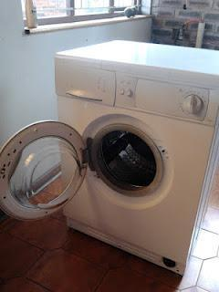 Washing Machine, KIC, Front Loader, As New, Works