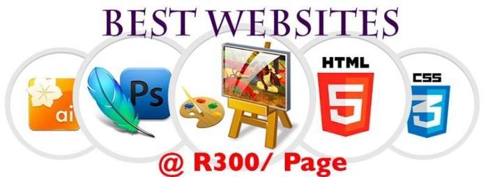 Website designing, graphic designing