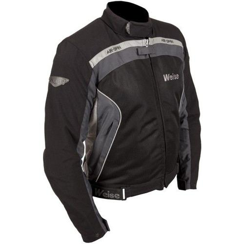 Weise Air Spin Motorcycle Jacket - Brand New - SAVE a